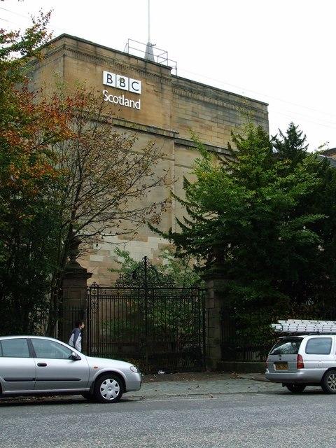 BBC Scotland - geograph.org.uk - 593876