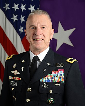 Deputy Chief of Chaplains of the United States Army - Image: BG Thomas L. Solhjem