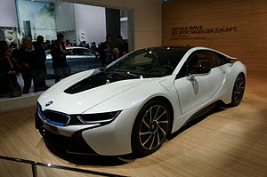 BMW I Wikipédia A Enciclopédia Livre - 2013 bmw i8