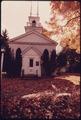 BRONSON CHURCH, AN EPISCOPAL PARISH CHURCH BUILT IN 1835 IN THE GREEK REVIVAL STYLE IN PENINSULA, OHIO, NEAR AKRON.... - NARA - 558023.tif