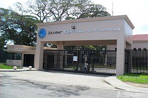 Bangko Sentral ng Pilipinas - BSP Branch in Zamboanga City.