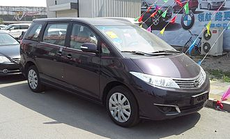 BYD M6 - Image: BYD M6 facelift 01 China 2014 04 28