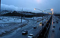 Babaie Highway at Winter Morning - panoramio.jpg