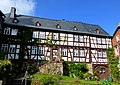 Bad Schwalbach – Fachwerkhaus in der Kirchstraße - panoramio.jpg