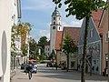 Bad Wurzach Marktstraße - panoramio - Mayer Richard.jpg