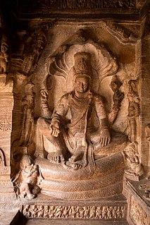Narayana god (Sanskrite)