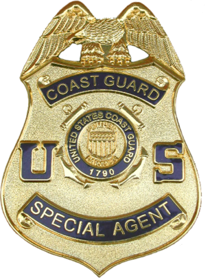 Coast Guard Investigative Service - Image: Badge of the Coast Guard Investigative Service