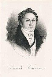 Heinrich Baermann (Source: Wikimedia)