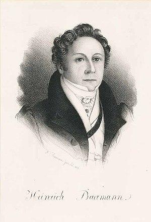 Heinrich Baermann - Heinrich Baermann