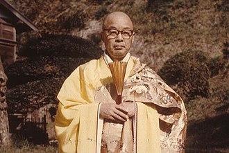 Taizan Maezumi - Maezumi's father, Baian Hakujun Kuroda