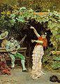 Baile andaluz con emparrado 1890 José Villegas Cordero.jpg