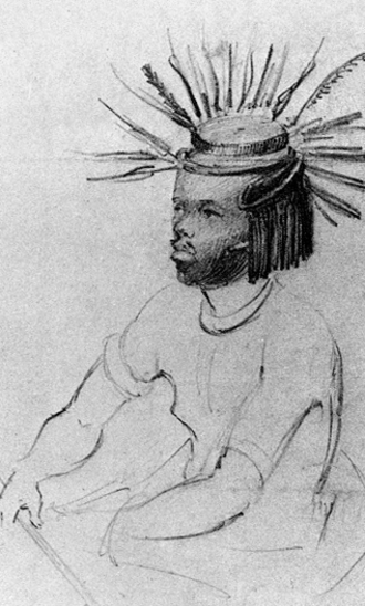 Mpondo people - The son of Mpondo chief Faku (before 1864)
