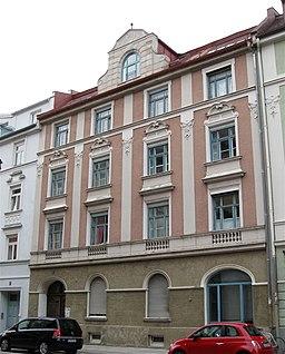 Balanstraße in München