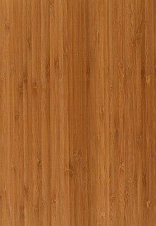Aus Bambus Hergestelltes Furnier, Unbehandelt