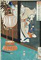 Ban Danemon Naoyuki Conquers the Old Badger at Fukushima's Mansion, 1866 LACMA AC1993.97.1.1-.3 (1 of 2).jpg