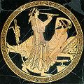 Banqueteur et musicienne (musée du Louvre) (8578544776).jpg
