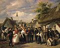 Barabás, Miklós - The Arrival of the Bride - Google Art Project.jpg