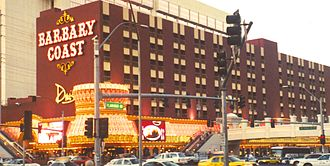 The Cromwell Las Vegas - Barbary Coast in 2000
