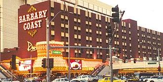 The Cromwell Las Vegas - Barbary Coast in 2000