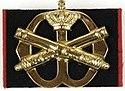 Baretembleem Korps Veldartillerie.jpg