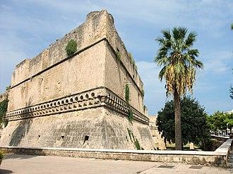 Castello Normanno-Svevo (Bari) - Image: Bari Citadel 00
