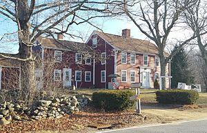 Barnes-Hill House - Image: Barneshillhouse