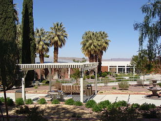 Barstow Community College - View of the campus