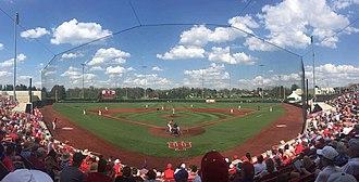 Indiana Hoosiers baseball - Bart Kaufman Field - 2017