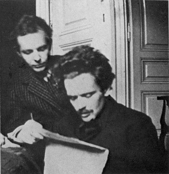 Bartók Béla és Kodály Zoltán /forrás wikipedia/