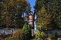 Bartoszyce. Wodna wieża ciśnień widziana od strony szkoły z UJN. - panoramio.jpg