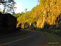 Basaltos en Ruta Provincial 7 Misiones.JPG