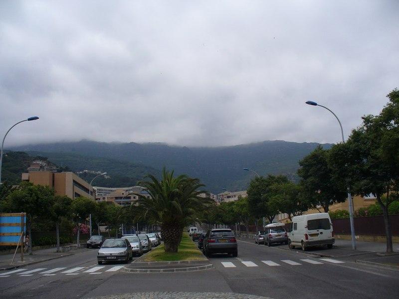 Bastia - Av. Jean Zuccarelli