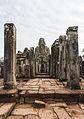 Bayon, Angkor Thom, Camboya, 2013-08-16, DD 03.jpg