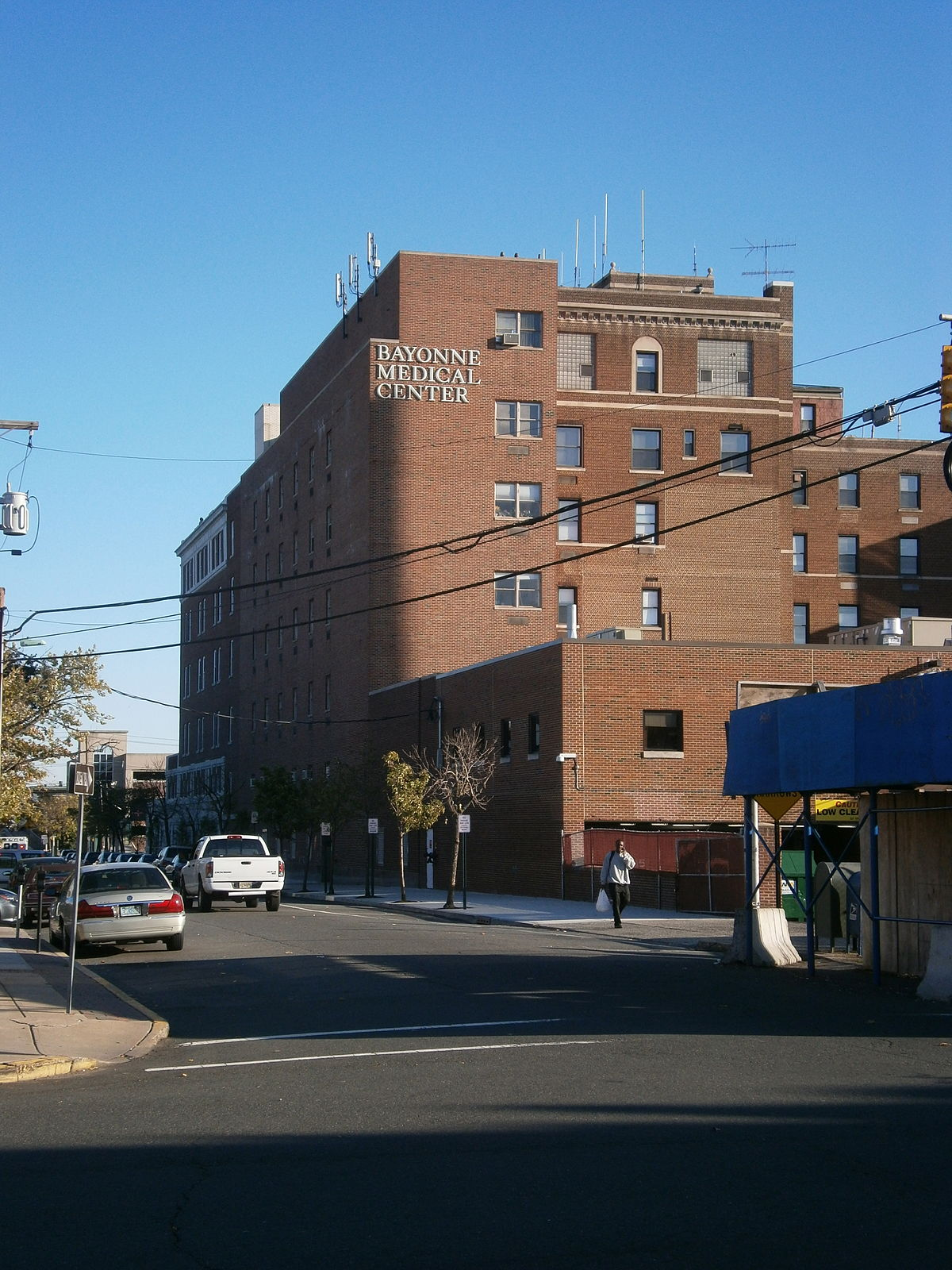 Bayonne Medical Center Wikipedia
