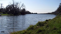 Bayou St John by Spanish Fort 2009.jpg