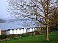 Beach huts and public golf course, Broadsands Beach - geograph.org.uk - 710067.jpg