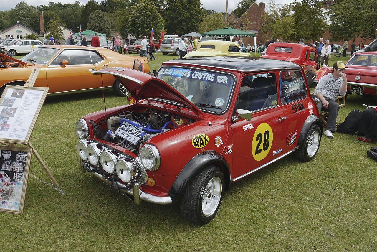 Beaumanor Hall Car Show
