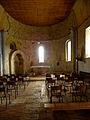 Beaumont (32) Église Notre-Dame de Vopillon Intérieur 01.JPG