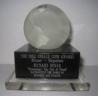 Gerald Loeb Award