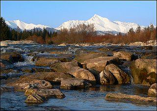 Belá (river) Slovak river