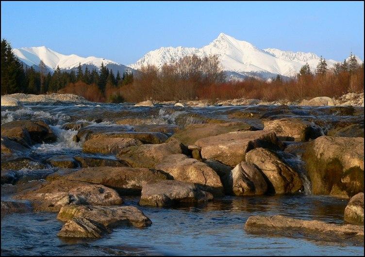 Bel%C3%A1 river (Slovakia)