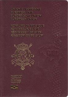 Visa requirements for Belgian citizens