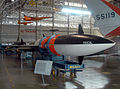 Bell XGAM-63 Rascal in the R & D Gallery at the National Museum of the USAF.jpg