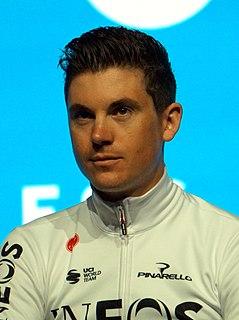Ben Swift British racing cyclist
