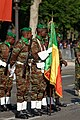 Beninese troops Bastille Day 2013 Paris t091214.jpg