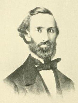 Rose Selfridge - Benjamin Hale Buckingham, father of Rose Selfridge.