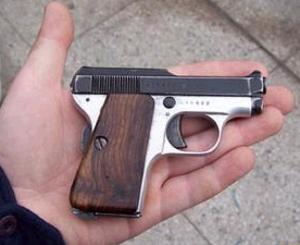 Beretta 418 - Beretta 418 pistol