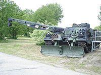 Bergepanzer Bueffel