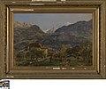 Berglandschap bij Appenzell, circa 1814 - circa 1871, Groeningemuseum, 0041045000.jpg