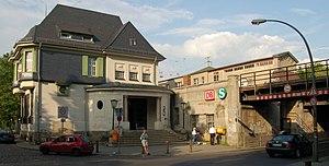 Karow (Berlin) - Image: Berlin Karow Bahnhof